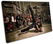 B-Boy Break Dancer Urban - 13-1818(00B)-SG32-LO
